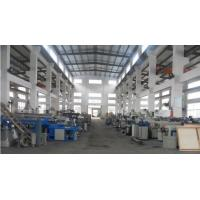High Throughput Polypropylene Non Woven Fabric Machine / Geotextile Production Line Manufactures