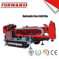 147 KW C5 Diamond Full Hydraulic Surface Core Drilling Rig Crawler Mounted Manufactures