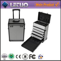 LT-MCT0072 China online shopping new aluminum bag aluminum make up trolley case Manufactures