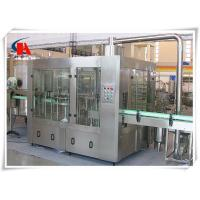 Drinking Can Automatic Liquid Filling Machine Adjustable Filling Temperature Manufactures