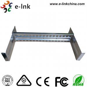 """19"""" Rack Mount DIN Rail Bracket Media Converter & Ethernet Switch USE Manufactures"""
