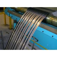 AISI 300 Series 304 Cold Rolled Stainless Steel Strip Bao Steel For Hoop / Spare Parts Manufactures