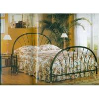 China Wrought iron beds on sale