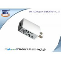 White universal 10w 5v 2a USB Power Adapter Manufactures