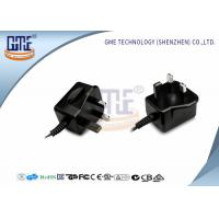 Black GME Competitive 5W Mini AC DC Power Adapter with CE Approval Manufactures