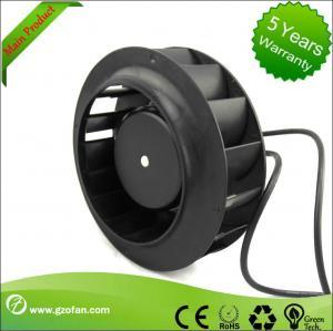 High Efficiency EC Motor Fan Backward Curved Blower For Hvac 225mm Manufactures