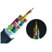 China LSOH XLPE Insulation Flame Retardant Cable Compact Stranded Copper Conductor on sale