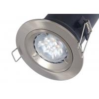 Quality LED Fire Rated Downlights - GU10 Recessed Downlights - IP20 Fixed - High Quality for sale