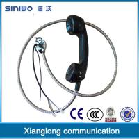 China Zhejiang Black Chinese Cheap USB telephone handset can be used in computer A05 on sale