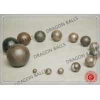 Hot Rolling Forged Steel Grinding Balls Low Breakage Multifunctional Manufactures