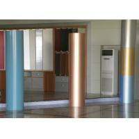 China PVDF Metallic Color Coated Aluminum Coil Various Colors on sale