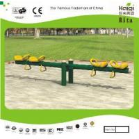 Outdoor Sesaw (KQ10194B) Manufactures