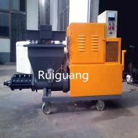 wall spray plaster machine/mortar spraying machine/putty sprayer Manufactures