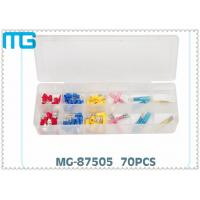 70PCS  Terminal Assortment Kits for  FDD Quick Disconnects with avarious colors ,CE certificated Manufactures