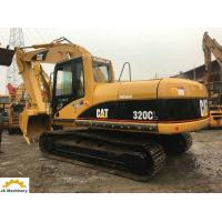 20 Ton Cat 320cl Excavator With Strong Cat 3306 Engine And Pump 320B 320D 320 Manufactures