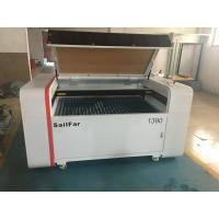 Desktop / Portable Laser Cutting Machine Closed Co2 Laser Tube Laser Type Manufactures