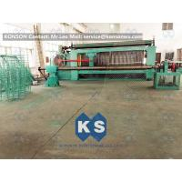 Large Heavy Type Gabion Machine , Hexagonal Wire Mesh Weaving Machine  Manufactures