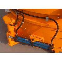 Steel Planetary Counter Current Mixer Low Energy Consumption 3000L Input Manufactures