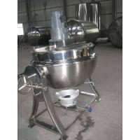 Buy cheap Tilting Jacketed Tank from wholesalers