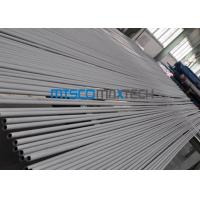 S31803 / S32205 Small Size 1 / 2 Inch Duplex Seamless Steel Tube For Chemical Manufactures