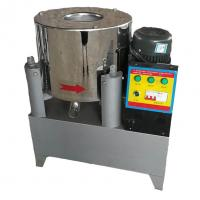 Customized Color Peanut Oil Filter Machine / Oil Purification Machine 3kw Power Manufactures