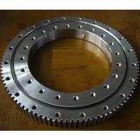 Low Noise Slewing Ring Bearing Anti Friction YRT180 For Rotary Grinding Machine Manufactures