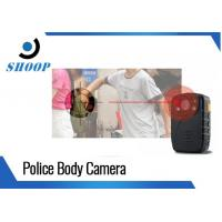 Full HD Cops Wearing Body Cameras Convenient With 2.0 Inch LCD Display