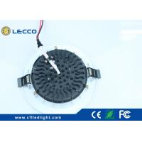 High Power LED Down Light SMD 5730 Pillar Type With Die Cast Aluminum