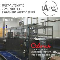 China Fully-automatic BIB Sauce Ketchup Filling Machine Bag in Box Aseptic Filler on sale