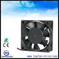 China High Proof Sleeve Bearing CPU Cooling Fan Brushless DC Fan 60x60x20mm on sale