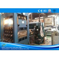 Buy cheap Durable Metal Cut To Length Line CRC Materiial 1600mm Coil Width ISO9001 from wholesalers