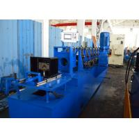 China Shop Warehouse Storage Upright Rack Rolling Machine For Heavy Duty Metal Steel on sale