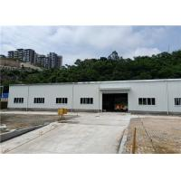 China Commercial Steel Structure Building Warehouse / Metal Farm Buildings on sale
