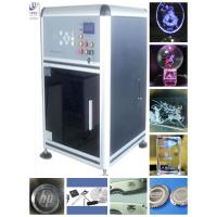 Industrial Cable / Acrylic Automatic Laser Marking Machine Excellent Optical Mode Manufactures