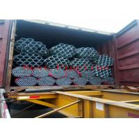 China High Performance ASTM A53 Grade B Electric Resistance Welded Steel Tube With BS 1387-1987 on sale