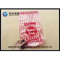 40mic Thickness LDPE Material Packaging Plastic Bakery Bread Bags Transparent Manufactures