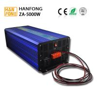 DC12V/24V/48V AC110V/220V 5000W Pure Sine Wave Power Inverter with Charger ups solar inverter with battery charger Manufactures