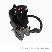 Rubber Steel Aluminium Air Suspension Compressor for LR3 / 4 LR072537 LR15303 LR023964 Manufactures
