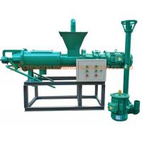 New Type Solid Liquid Separation Machine 46r/min Speed For Cattle Manure Sewage Manufactures