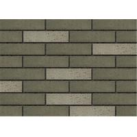 Solid Rough Surface Exterior Thin Brick For Outside Wall 240x60mm Manufactures