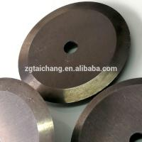 Cut-off and crosscut cutting saw blade circular for paper round slitter blades Manufactures