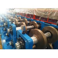Full Automatic Interchangeable Z Purlin Metal Rolling Machine Cr12 Forming Rollers Manufactures