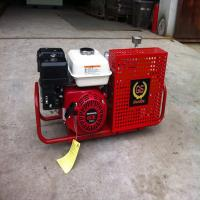 Portable 300 Bar Diving Scuba / Breathing Apparatus Air Compressor for Sale Manufactures