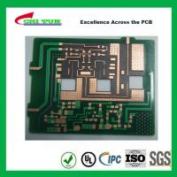 4 Layer PCB For Computer , FR4 1.6MM OSP Printed Circuit Board Assembly And SMT Manufactures