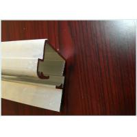 Buy cheap 6063 T5 Sandblast Extruded Aluminum Bar High Precision Machining For Electronics from wholesalers