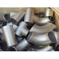 Stainless Reducing Tee , Welded Forged Steel Pipe Fittings , Tee with ANSI Manufactures