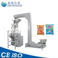 Large Capacity Multi Head Pouch Packing Machine Compact Structure CE Approved Manufactures