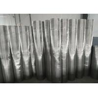 Aluminium Woven Wire Mesh Various Dimensional Size Eco - Friendly