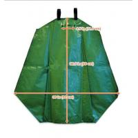 China Green 25 Gallon Tree Watering Bags For Watering Newly Planted Trees  on sale