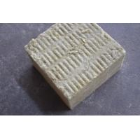 Fire Resistance Rockwool Sound Insulation Board 50mm Thick 40kg/m3 , 50kg/m3 Manufactures